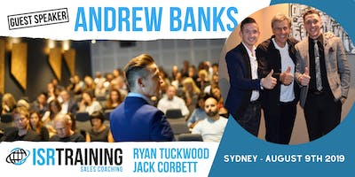 The Art of Sales & Negotiation With Andrew Banks in assoc.with LIVIN