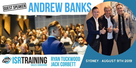 An Introduction To The Art of Sales & Negotiation With Andrew Banks tickets