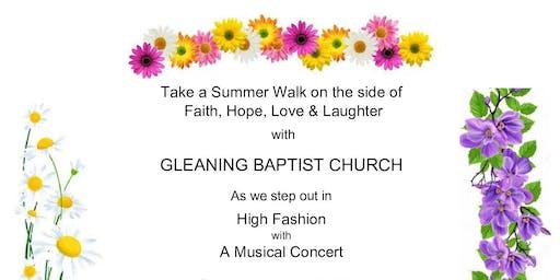 GBC Summer Concert & Fashion Show