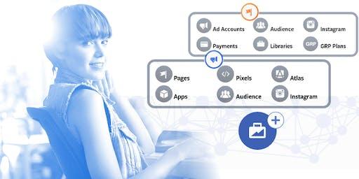 Business Manager de Facebook para Marcas y Agencias