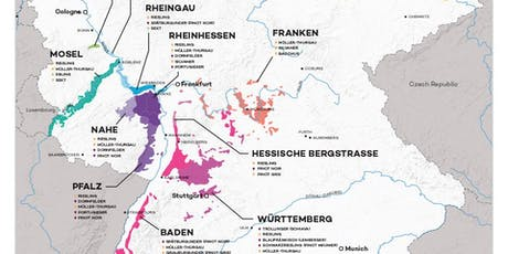 Wine Education 101: Germany tickets