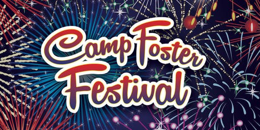 VOLUNTEERS - Foster Festival   SUN 07 JULY