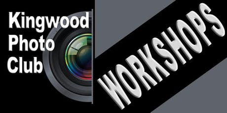 KWPC Workshops - High Dynamic Range (HDR) Photography tickets