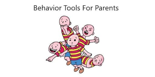 Behavior tools for parents