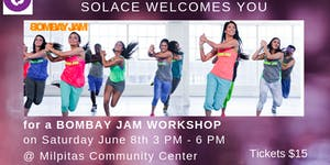Bollywood Dance Work Shop - Solace Fundraiser