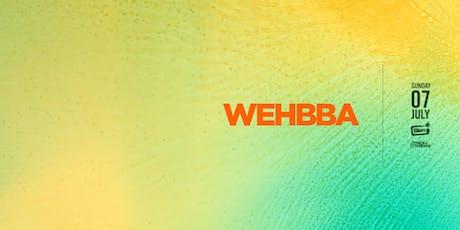 Revolver Sundays present Wehbba tickets