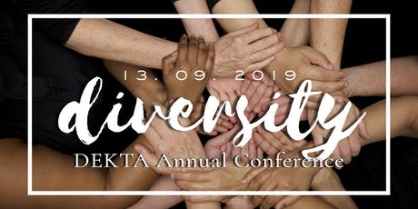 DIVERSITY 2019 DEKTA Annual Conference tickets