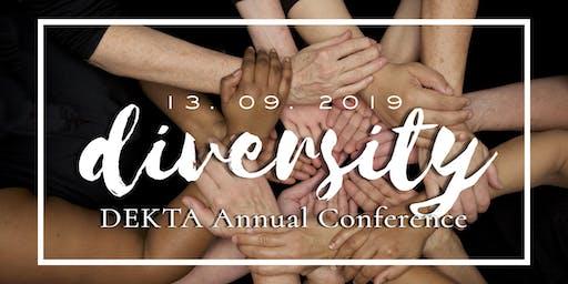 DIVERSITY 2019 DEKTA Annual Conference
