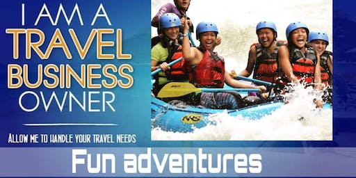 Make Travel Your Business and turn Fun into Income.