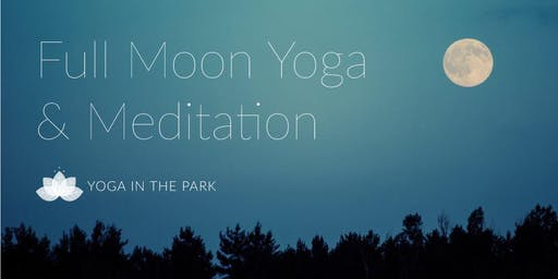 Full Moon Yoga & Meditation