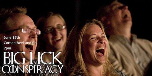 Big Lick Conspiracy - Junetastic Show