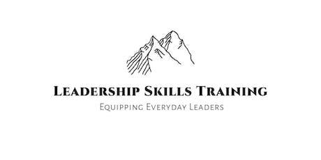 Leadership Skills Training - Team Development tickets