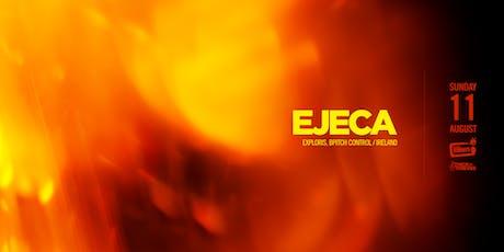Revolver Sundays present Ejeca tickets