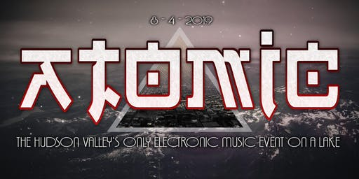 Atomic (Electronic Music On A Lake Part 5)
