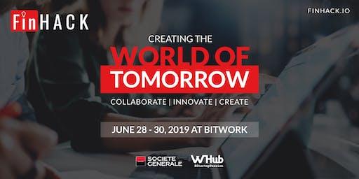 FinHACK 2019 - FinTech Hackathon