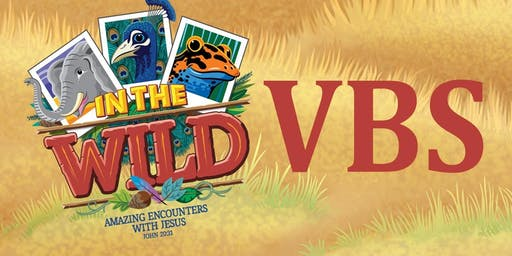 VBS 2019 - IN THE WILD - FOR KIDS FROM K - GRADE 6