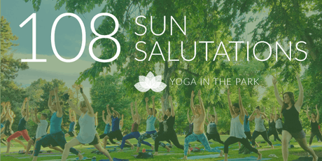 108 Sun Salutations for Summer Solstice tickets