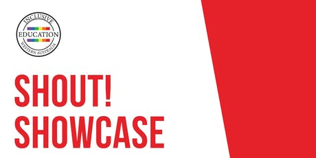 ShOUT! Showcase Panel Event: Stories and experiences from LGBTIQA+ young people tickets