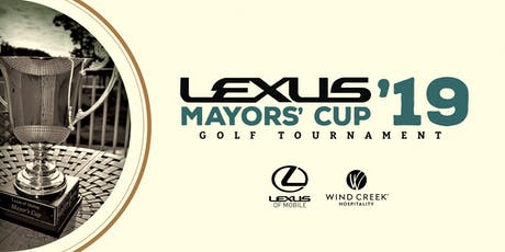 2019 Mayors' Cup Golf Tournament tickets