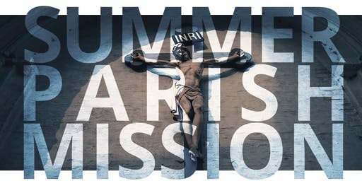 "Good Shepherd Summer Mission - ""The Thirst"""