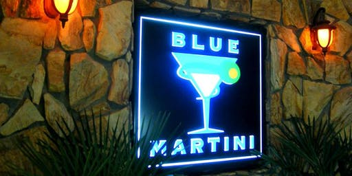 Rancho Cucamonga to Las Vegas Blue Martini Soulful Sunday Turnaround Party Bus