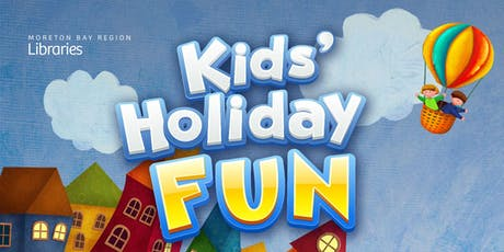 Fun in the Library - Redcliffe Library tickets