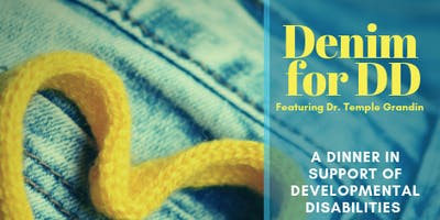 Denim for Developmental Disabilities Fundraising Dinner for Alberta Autism Society