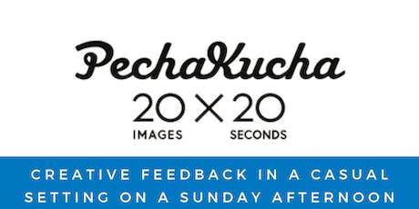 PechaKucha with Akiko tickets