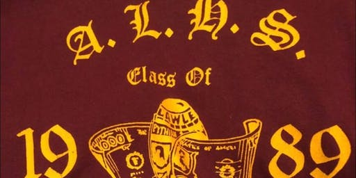 """A. Lawless Class of 89"" 30 Year Reunion"