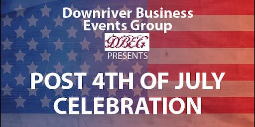 Post 4th of July Celebration Event