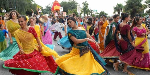 Festival of India & Ratha Yatra Parade