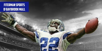 Emmitt Smith Meet & Greet - Autograph SIgning