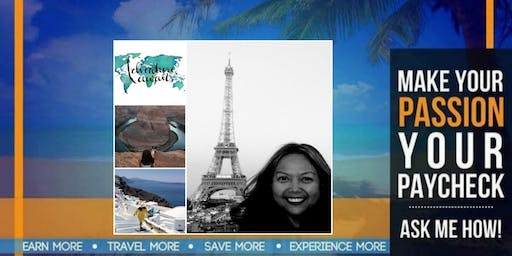 Make Travel Your Business and Turn your Passion into Income.