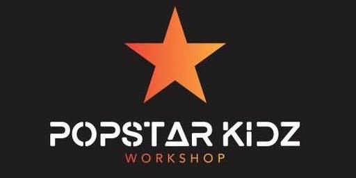 POPSTAR KIDz 5 day JULY SCHOOL HOLIDAY WORKSHOP