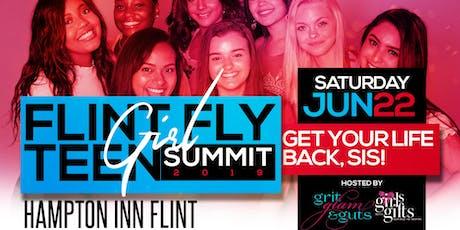 """""""Flint Fly Girl"""" Teen Summit 2019 tickets"""