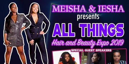 All Things Hair and Beauty Expo