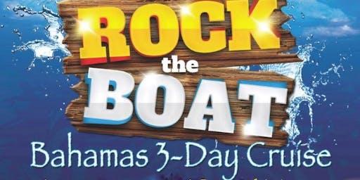 Rock the Boat 3 Day Bahamas Cruise
