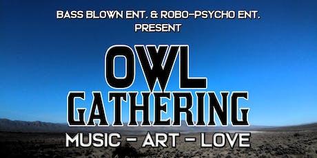 O.W.L. Gathering tickets