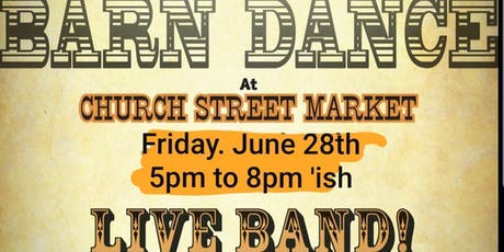 Barn Dance tickets
