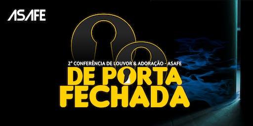 Conferência de Louvor & Adoração - ASAFE 2019