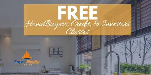 Home Buyer & Investor Class