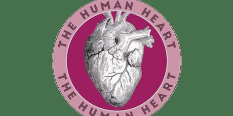 The Human Heart 1 Mile, 5K, 10K, 13.1, 26.2- Portland tickets