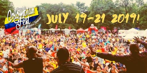 Colombian Fest / El Gran Festival Colombiano presale