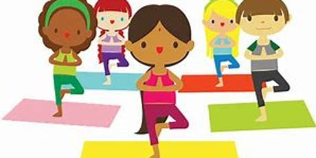 Yoga for Littles- aged 1-6 tickets