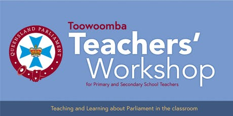 Teaching Parliament and Government - Toowoomba tickets
