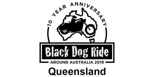 QLD Leg - Black Dog Ride Around Australia 2019