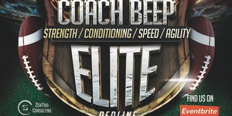 Copy of Coach Beep Elite tickets