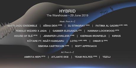 Hybrid Festival 2019 tickets