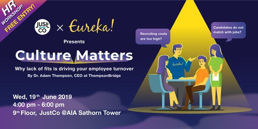 HR Workshop with Eureka!