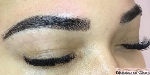 $999 June 20,21,22, 2019: Eyebrow Microblade Certification Class-$199 Non Refundable Deposit ($800 Balance due) Training Course
